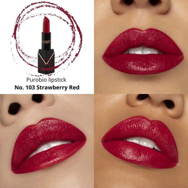 Purobio lipstick 103