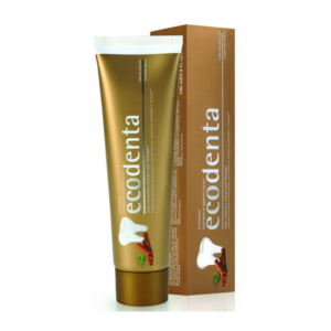 EcoDenta Extra Cinnamon Toothpaste Against Caries