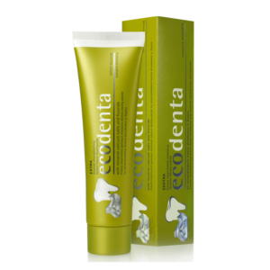 EcoDenta Extra Melon Flavor Enamel Strengthening Toothpaste