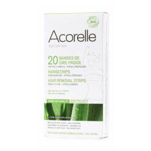 Acorelle Hair Removal Stripes for Bikini & Arms