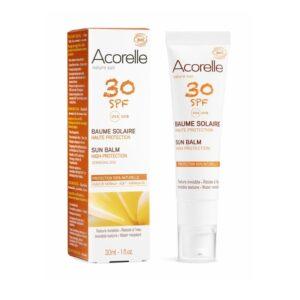 Αcorelle Sunscreen Face Balm SPF30