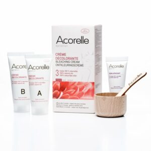 Acorelle Hair Bleaching Crean for Face and Body