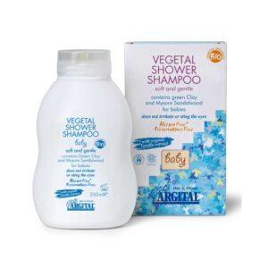 Argital Βιολογικό φυτικό αφρόλουτρο-σαμπουάν για βρέφη και παιδιά