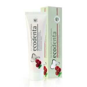 EcoDenta 2 in 1 Toothpaste
