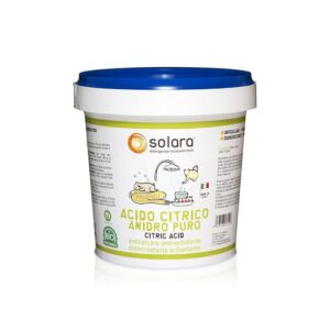 Officina Naturae Solara Βιολογική σκόνη αφαίρεσης αλάτων