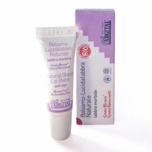 Argital Βιολογικό υποαλλεργικό balm για τα χείλη με άγρια Βιολέτα