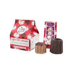 Συσκευασία δώρου με προϊόντα Σοκολάτας