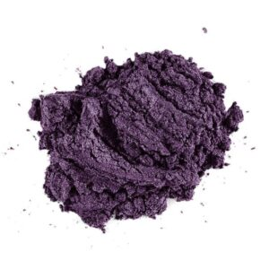 Lily Lolo Mineral Eye Shadow Deep Purple Dust
