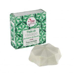 Στερεό 100% φυσικό σαπούνι ξυρίσματος - 55g